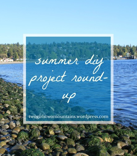 diy project round up
